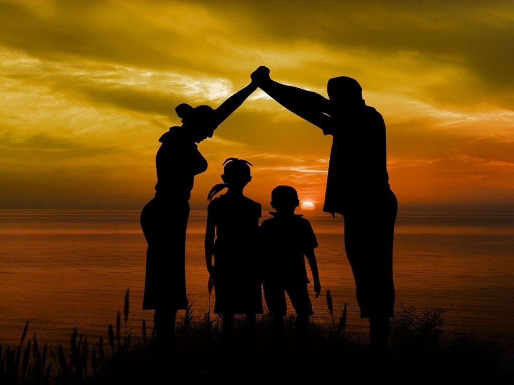 family, children, father