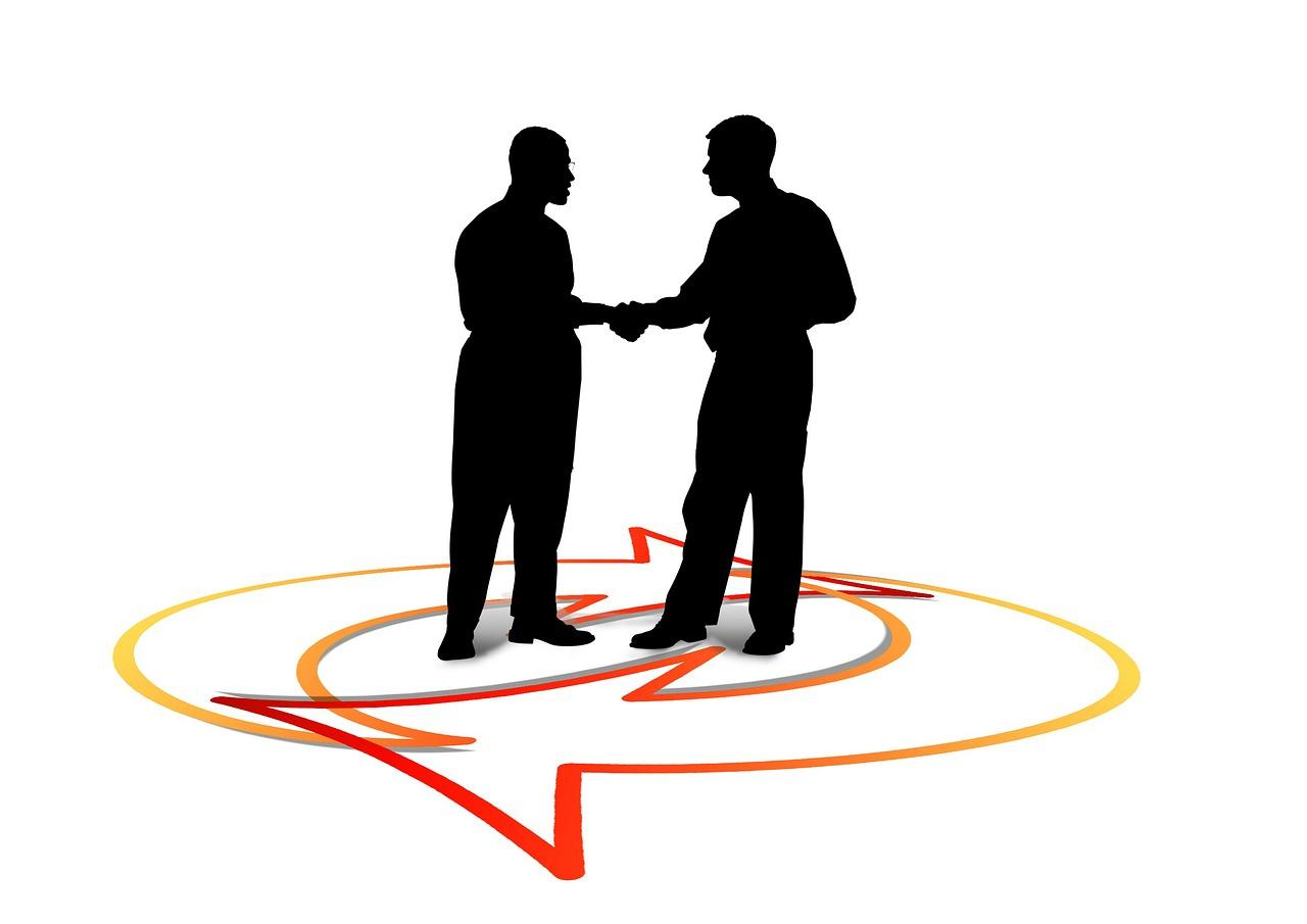 shaking hands, hand, hand oak